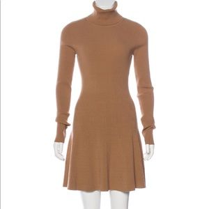 ALC turtleneck sweater dress